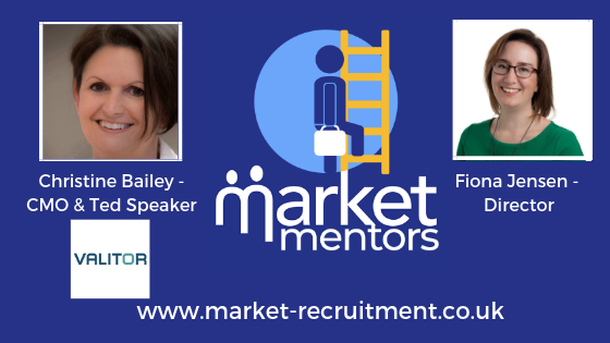 christine bailey on the market mentors podcast