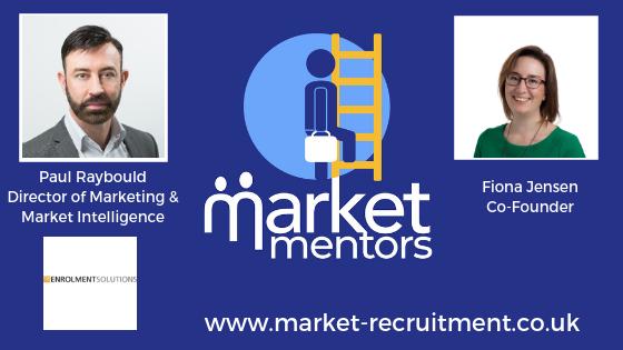 paul raybould on market mentors podcast