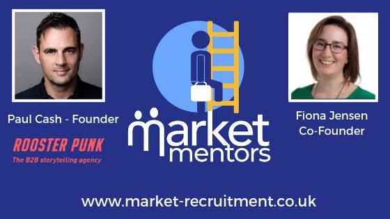 paul cash on market mentors podcast