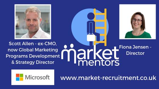 scott allen on market mentors podcast