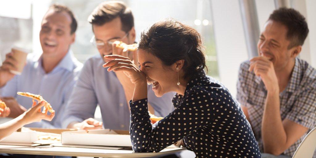 Great working relationhip between employees