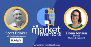 scott brinker on the market mentors podcast